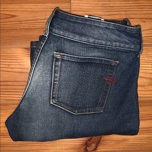 Women's Diesel Cherone Straight Leg, 31x32 *NWT*